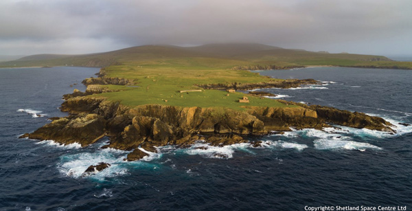 Innovation grant for balloon launch evaluation at Shetland