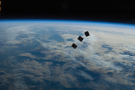 Small satellite sector set for 17% growth