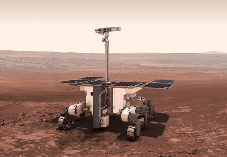 Delay for ExoMars as second mission is postponed to 2022