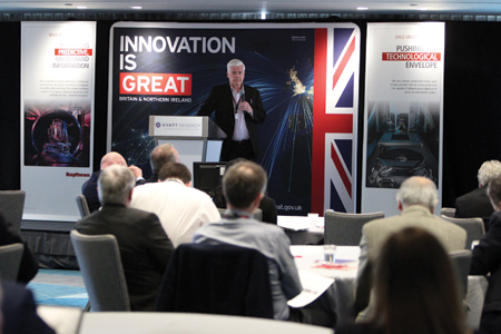 Raytheon hosts its first UK space mission to the USA